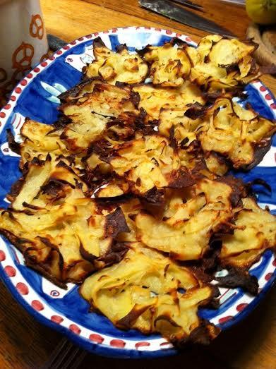 לביבות רושטי תפוחי אדמה