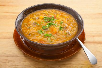 Lentil Vegetable Soup Armenian