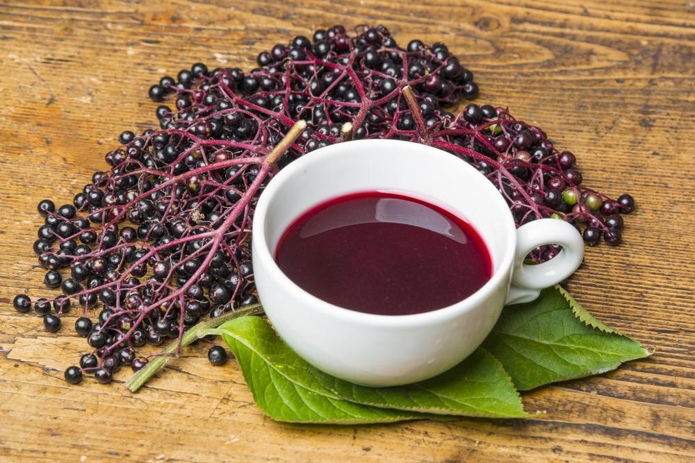 elder-berry-tea